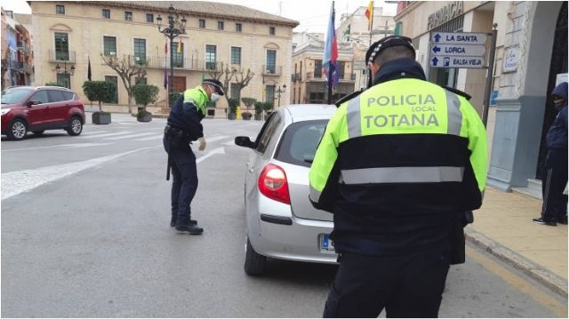 La Policía Local hace balance de las actuaciones desarrolladas en este municipio desde que comenzó la pandemia mundial por COVID-19 hace más de un año - 2, Foto 2
