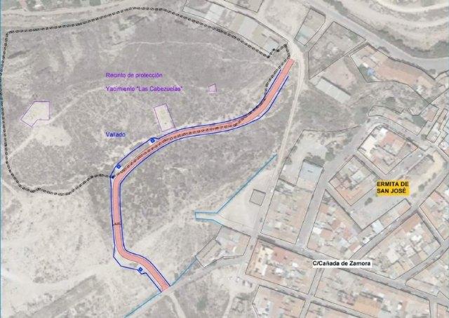 Se habilitará un itinerario alternativo de acceso al barrio de San José como vial de uso público desde la zona de El Cañico - 3, Foto 3
