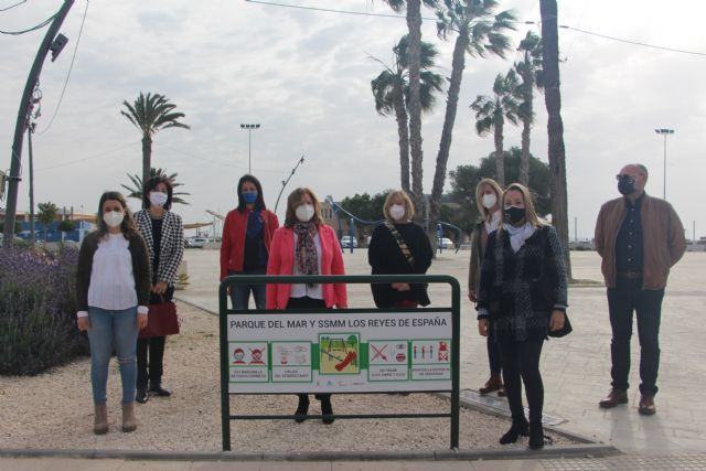 San Pedro del Pinatar presenta el proyecto de accesibilidad cognitiva Pictogramizando San Pedro - 1, Foto 1
