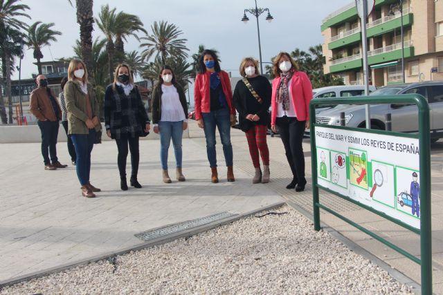 San Pedro del Pinatar presenta el proyecto de accesibilidad cognitiva Pictogramizando San Pedro - 4, Foto 4