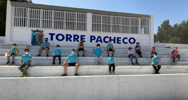 La Federación de Triatlón de la Región de Murcia celebra su I Concentración de Escuelas de Menores - 1, Foto 1