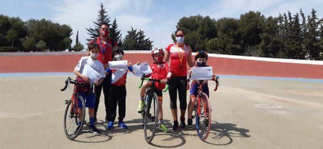 La Federación de Triatlón de la Región de Murcia celebra su I Concentración de Escuelas de Menores - 2, Foto 2