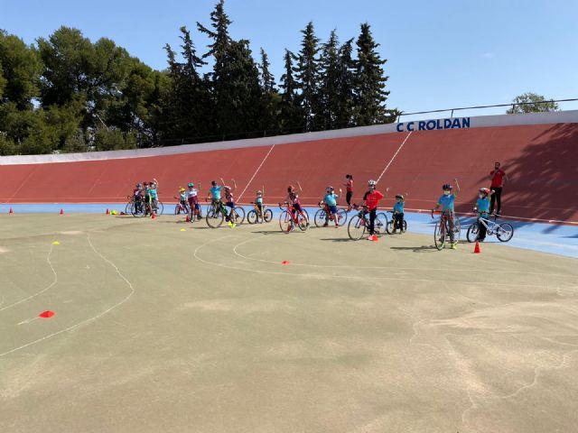 La Federación de Triatlón de la Región de Murcia celebra su I Concentración de Escuelas de Menores - 3, Foto 3