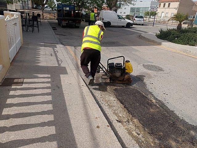 Brigada municipal: trabajos del 29 y 30 de marzo - 2, Foto 2