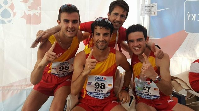 Miguel Ángel López Nicolás y Manuel Bermúdez, en la lista para Podebrady - 1, Foto 1