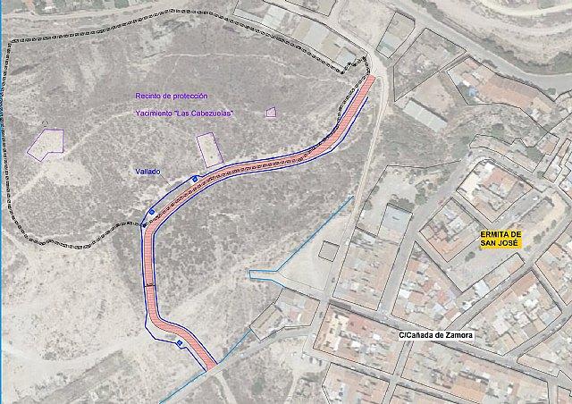 Se dotará al barrio de San José de una salida hacia El Cañico - 2, Foto 2