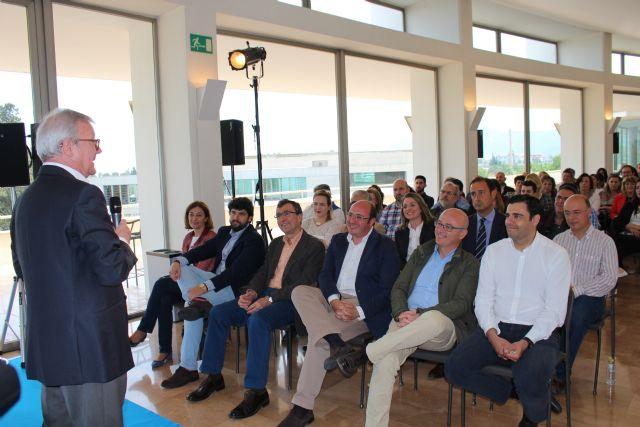 Pedro Antonio Sánchez: El PP es la garantía para que se cree empleo de calidad y de más dignidad - 2, Foto 2