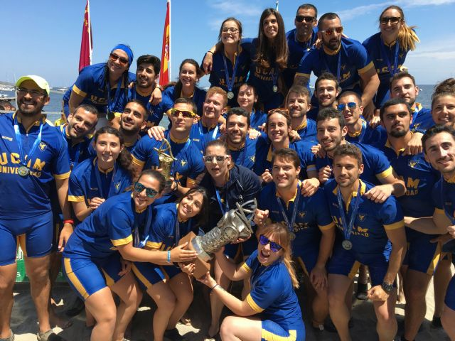 La UCAM gana el 17 Campeonato Náutico Interuniversidades en Santiago de la Ribera - 2, Foto 2