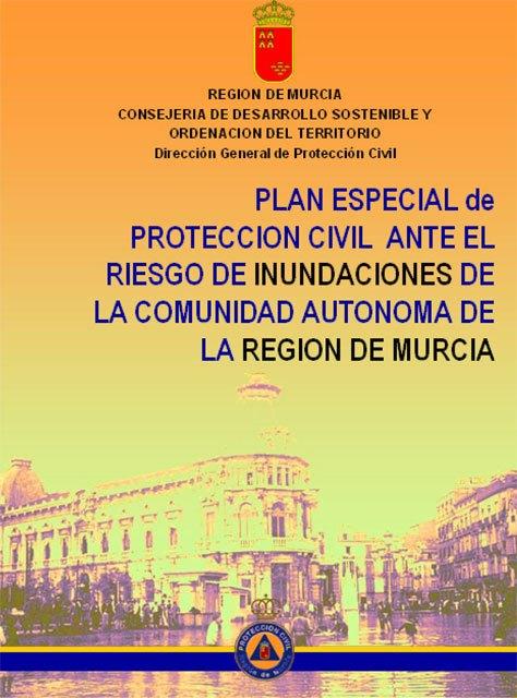 Protección Civil incorpora al Plan Inunmur nuevos datos sobre zonas inundables