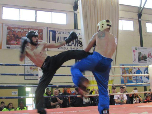 Dos luchadores archeneros, campeones nacionales de Artes Marciales - 3, Foto 3