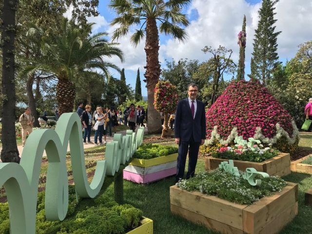 Murcia exporta su Primavera en la mayor feria mundial de paisajismo urbano - 1, Foto 1