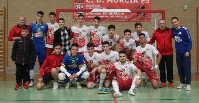 ElPozo FS Juvenil disputará la 1° eliminatoria del Campeonato de España ante Castro Urdiales en Cantabria - 1, Foto 1
