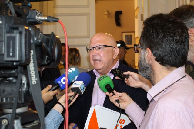 Cs Cartagena denuncia que ya ha pasado más de un año sin que se convoque la Mesa Local de Empleo - 1, Foto 1
