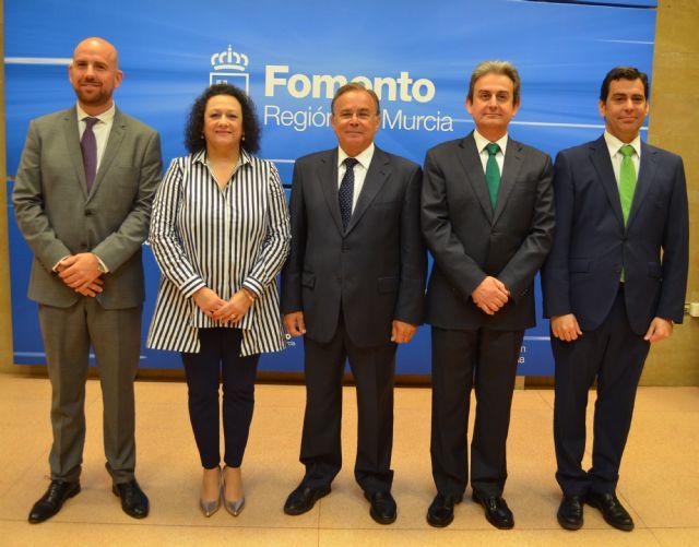 Toma de posesión de los directores generales de la Consejería de Fomento e Infraestructuras - 1, Foto 1