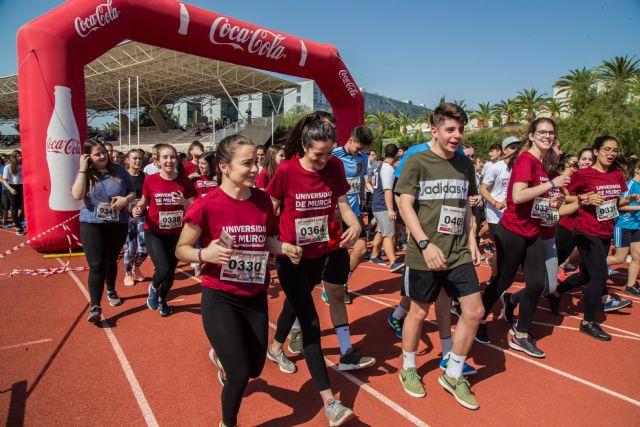 La XII Carrera Popular de la Universidad de Murcia reúne a más de 1.100 participantes - 1, Foto 1