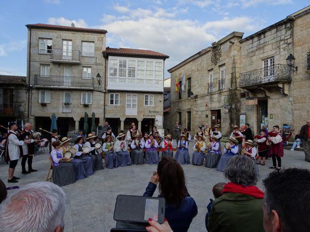 Las Fiestas de Carthagineses y Romanos acudieron a Ribadavia (Uurense) - 2, Foto 2
