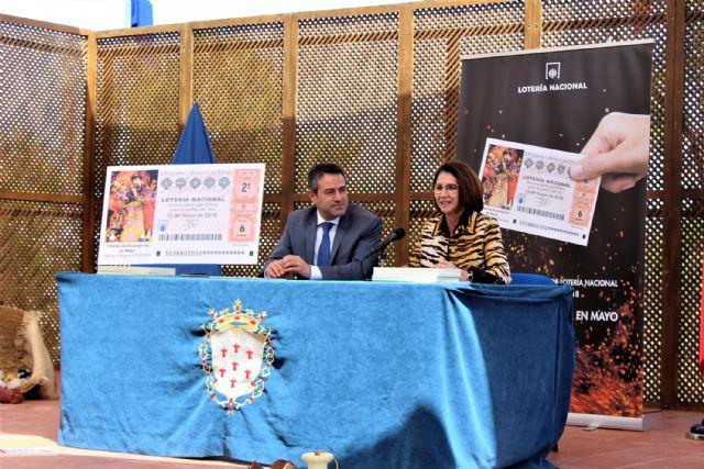 Las Fiestas de Alcantarilla en Mayo protagonizan el décimo de Lotería Nacional del 12 de mayo - 2, Foto 2