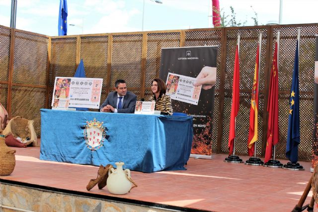 Las Fiestas de Alcantarilla en Mayo protagonizan el décimo de Lotería Nacional del 12 de mayo - 4, Foto 4