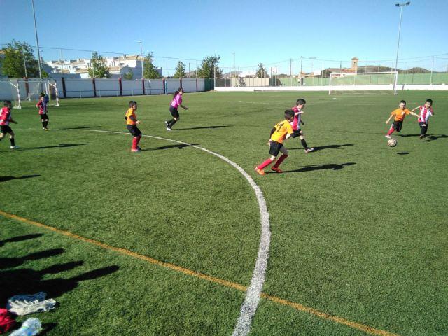 E.F. Balsicas se alza campeon de liga comarcal de futbol  en categoria cadete - 1, Foto 1