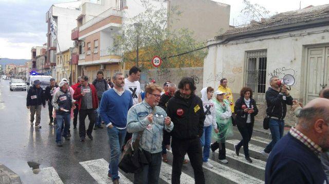 Rafa Mayoral: Las luchas por los derechos laborales y por una ciudad mejor coinciden en las vías de Santiago el Mayor - 1, Foto 1