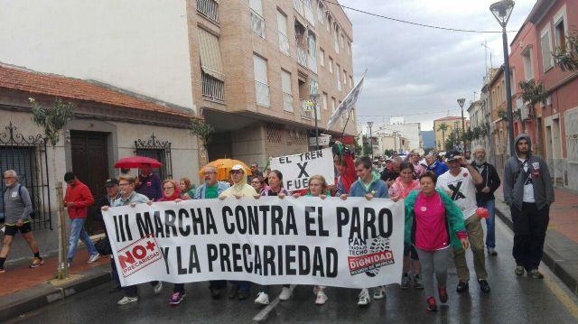 Rafa Mayoral: Las luchas por los derechos laborales y por una ciudad mejor coinciden en las vías de Santiago el Mayor - 2, Foto 2