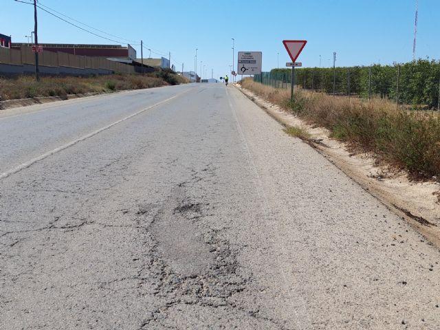 Adjudicadas las obras para aumentar la seguridad en la carretera regional que conecta Cartagena con el municipio de San Javier - 1, Foto 1