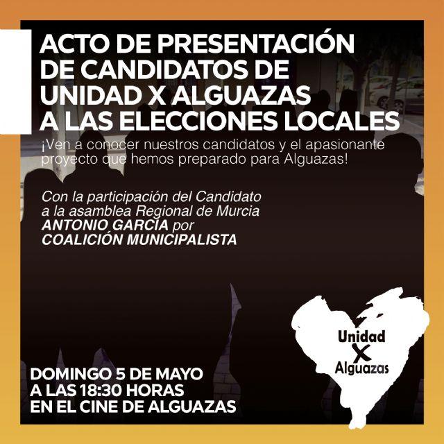 UxA presenta este domingo a sus candidatos liderados por un joven de 27 años - 4, Foto 4