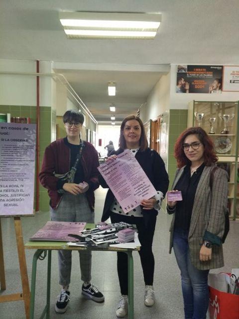 Campaña contra las agresiones y/o abusos sexuales durante las fiestas de San Marcos - 3, Foto 3