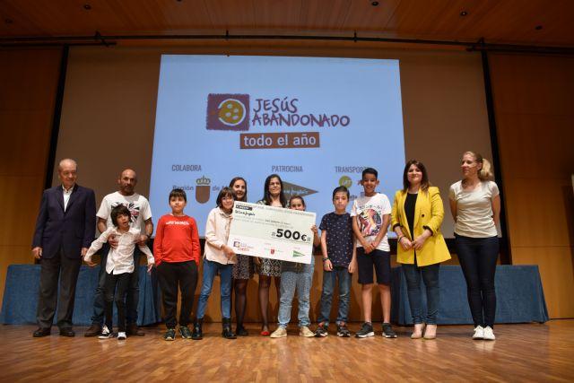 Más de 350 alumnos participan en la gala final del proyecto de Sensibilización y Educación para el Desarrollo - 1, Foto 1