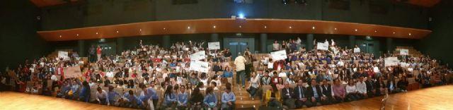Más de 350 alumnos participan en la gala final del proyecto de Sensibilización y Educación para el Desarrollo - 2, Foto 2