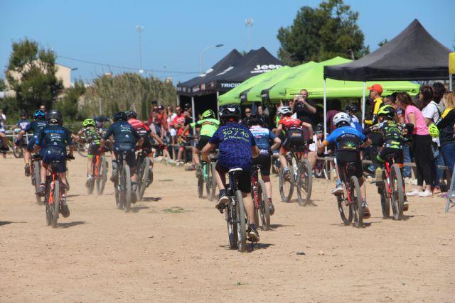 El Circuito de cross acoge el  Circuito Murcia Kids Series MTB - 1, Foto 1