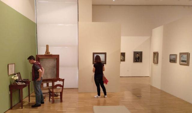 La Filmoteca acoge una proyección especial sobre la pintora Sofía Morales coincidiendo con la exposición del Mubam - 1, Foto 1