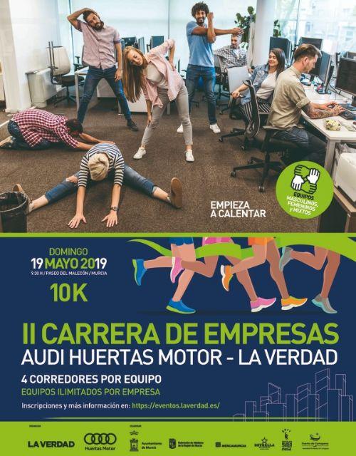 El 19 de mayo, nueva cita con la Carrera de las Empresas - 1, Foto 1