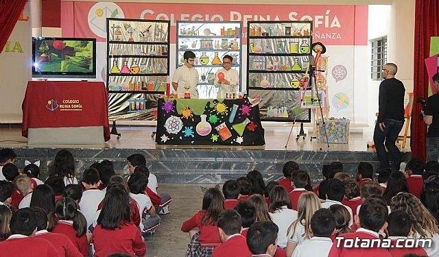 El Colegio Reina Sofía celebró la Semana Cultural La Ciencia - 1, Foto 1
