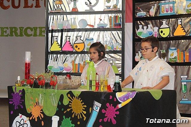 El Colegio Reina Sofía celebró la Semana Cultural La Ciencia - 2, Foto 2