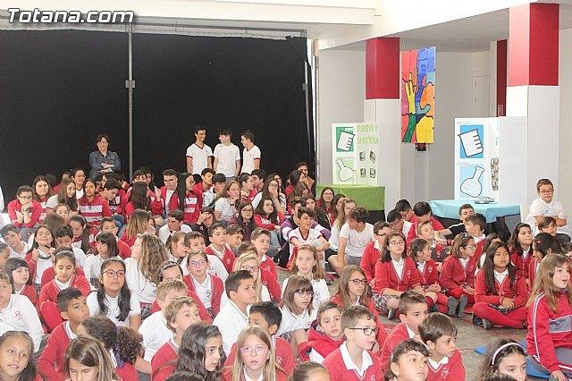 El Colegio Reina Sofía celebró la Semana Cultural La Ciencia - 3, Foto 3