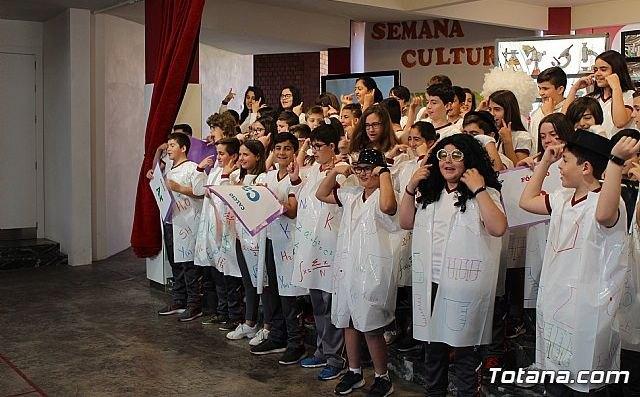 El Colegio Reina Sofía celebró la Semana Cultural La Ciencia - 4, Foto 4