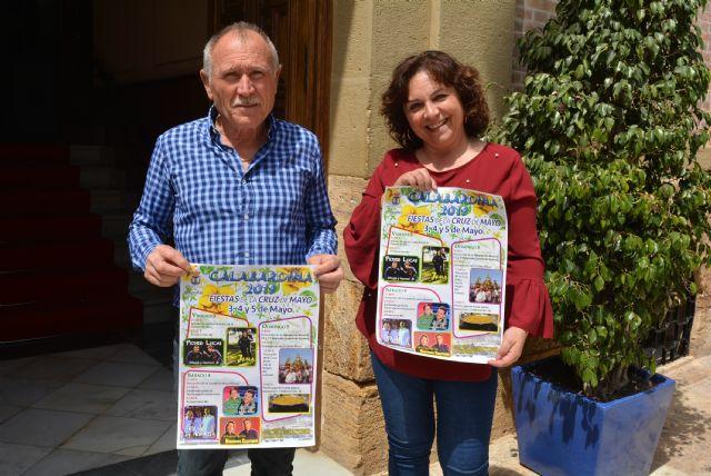 Calabardina se prepara para celebrar las fiestas de la Cruz de mayo 2019 - 1, Foto 1