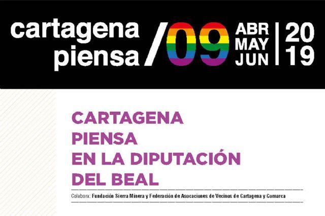 Cartagena Piensa organiza en El Beal una mesa redonda sobre el Patrimonio Cultural y Minero de la diputación - 1, Foto 1
