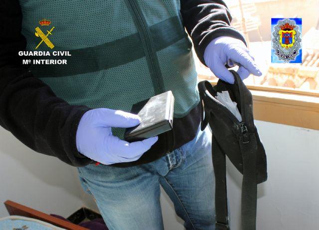 Desmantelado un punto de venta de droga en Moratalla - 2, Foto 2