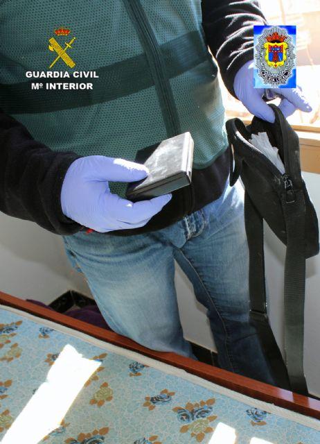 Desmantelado un punto de venta de droga en Moratalla - 3, Foto 3