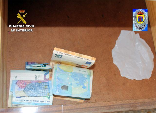 Desmantelado un punto de venta de droga en Moratalla - 4, Foto 4