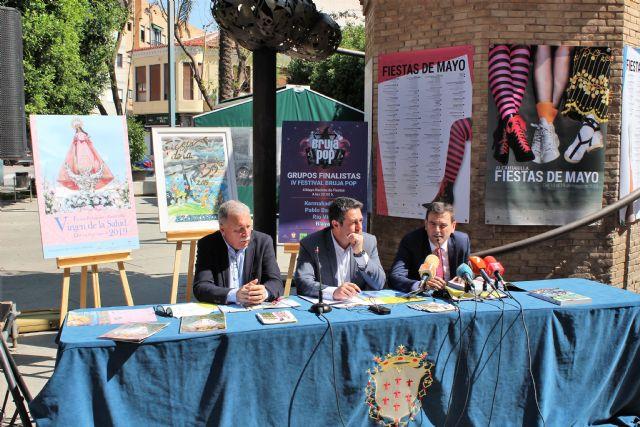 Las Fiestas de Mayo de Alcantarilla se presentaron en el día de hoy - 2, Foto 2