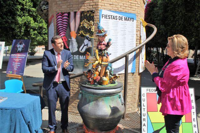 Las Fiestas de Mayo de Alcantarilla se presentaron en el día de hoy - 3, Foto 3
