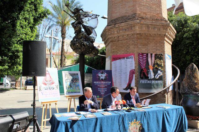 Las Fiestas de Mayo de Alcantarilla se presentaron en el día de hoy - 4, Foto 4