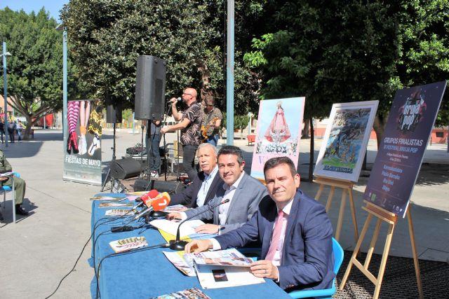 Las Fiestas de Mayo de Alcantarilla se presentaron en el día de hoy - 5, Foto 5