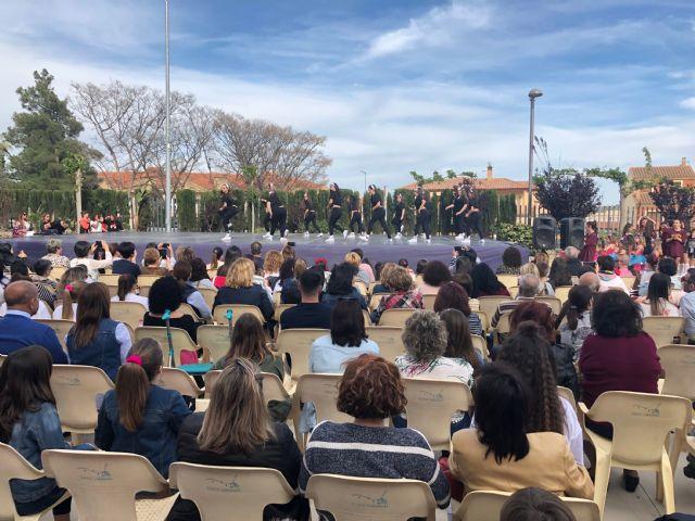 Puerto Lumbreras celebra el Día Internacional de la Danza con actuaciones de baile - 1, Foto 1