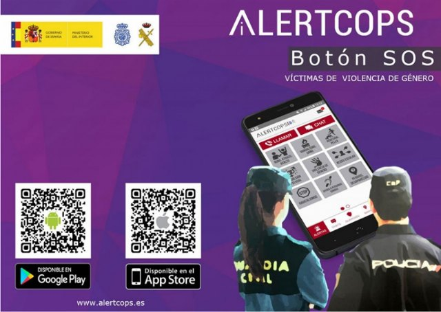 The Ministry of the Interior enables new functionality in the AlertCops mobile application