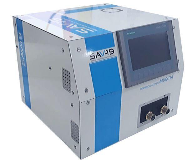 ADIMUR participa en el desarrollo del respirador murciano SAV-19 ante la crisis mundial del Covid-19 - 3, Foto 3