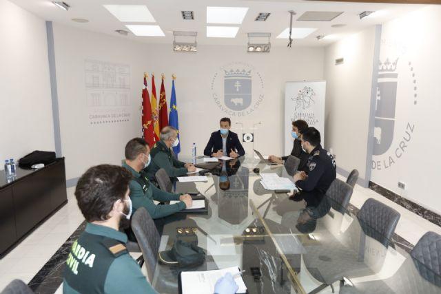 La Mesa de Coordinación Policial intensifica los controles preventivos en las fechas en las que se habrían celebrado las fiestas patronales - 1, Foto 1